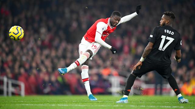 Arsenal beat Manchester United to give new boss Mikel Arteta his first win, and give Ole Gunnar Solskjaer signs of a worrisome month.
