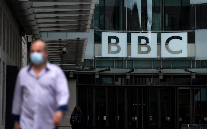 The BBC has set up new call centres and hired 800 staff to take payment and deal with queries - Will Oliver/EPA-EFE/Shutterstock