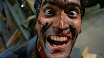 """<p><strong><em>The Evil Dead</em></strong></p><p>Five college students accidentally unleash an army of demons in their remote vacation cabin. The film was a modest success upon its initial release but has since developed a devoted cult following.</p><p><a class=""""link rapid-noclick-resp"""" href=""""https://www.amazon.com/Evil-Dead-Bruce-Campbell/dp/B000VYNYN0/?tag=syn-yahoo-20&ascsubtag=%5Bartid%7C10055.g.29120903%5Bsrc%7Cyahoo-us"""" rel=""""nofollow noopener"""" target=""""_blank"""" data-ylk=""""slk:WATCH NOW"""">WATCH NOW</a></p>"""