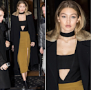 <p>Sharing the same love for the style like her BFF Kendall, but with a little more versatility.</p><p>Instagram.com/redcarpetman</p>