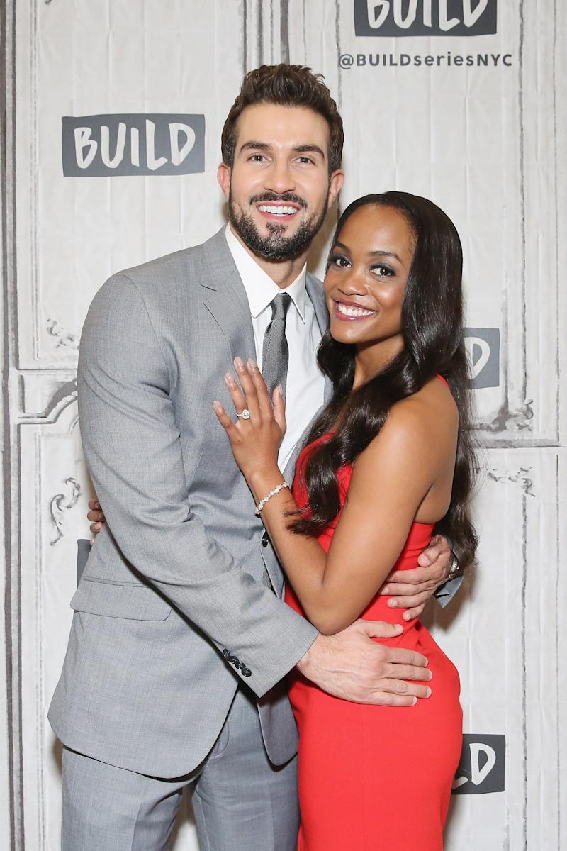 f75519b871b Bachelorette Rachel Lindsay and Brian Abasolo Are Planning a Summer  Destination Wedding