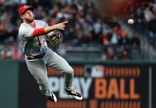 Everything's coming up Cozart this season (AP)