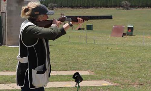 Bridget McKenzie gave 'spare' $150,000 to shooting study rather than major games for intellectually impaired