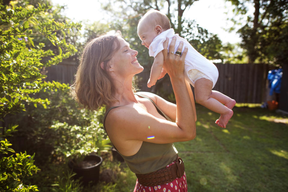 Parents don't get paid superannuation while on paid parental leave. Image: Getty
