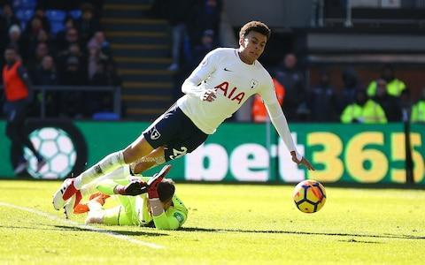 "It is just minutes before Dele Alli is due to arrive for his first extended newspaper interview as a Tottenham Hotspur player, when Mauricio Pochettino walks up the stairs at the club's Enfield training base. ""You're here for Dele?"" asks the Tottenham manager. ""You know, I just said he's the best 21-year-old footballer in the world."" And with that, Pochettino, who made the claim in his weekly press conference, disappears through the double doors that Dele, as he wishes to be called, soon breezes through with a wide grin. Dele is polite, relaxed and articulate, and quickly offers up an insight into the humble beginnings from which he developed into one of the best young footballers on the planet. Growing up in the Bradwell area of Milton Keynes meant Dele could take little for granted – particularly money – and, describing how he got into football, the England international said: ""From under-nine to under-11, I played in a Sunday league. Before that, there was this scheme where you had to pay £1 to train and I used to do that. But I wasn't able to pay it and in the end they let me do it for free."" When it was put to Dele that money must have been incredibly tight, he added: ""It was. When you come from where I came from, there were a lot more important things to spend a pound on than football training. Obviously, for me at the time, I thought it was all that mattered. ""But for families who are struggling, it's not the case. They need a lot of support. But when you are nine or 10, maybe the vision of your parents isn't the same as what it is for you. ""There is a lot of pressure on the parents with a kid who wants to become a professional footballer. There is a lot of responsibility, having to drive them around everywhere."" Dele could not afford to pay £1 to train as a youngster Credit: News Syndication Asked which football boots he wore during his formative years, Dele said: ""I thought they were nice! I was lucky. When I was young, I had quite big feet, so the older lads in the area used to give me their hand-me-down boots. They looked after me."" His upbringing perhaps explains why Dele feels a keen responsibility to give something back. The evening before this interview, he had missed watching Chelsea's Champions League defeat by Barcelona to launch a new Tottenham Hotspur Foundation programme that aims to help reduce levels of crime and anti-social behaviour in Haringey. The Tottenham Hotspur Community Football League, run in partnership with the Metropolitan Police and Haringey Council, allows under-14 teams to compete every Friday evening at the Duke's Academy in the shadow of the new Spurs stadium. Dele was mobbed by teenagers at the event while he posed for photographs, signed autographs and talked to the organisers and those who will benefit from the project. ""Playing for Tottenham in the Premier League, you get a lot of opportunities to help out other people and, for such a good cause, it was definitely worth going to,"" said Dele. On the subject of how he has acclimatised to being a hero to so many youngsters, he added: ""You grow into it. At the start, it was a bit crazy, but now I am used to it and it's all about giving something back. ""Like I said, we as players have such a great opportunity to help people and make a big impact. I think it is important you don't hide from it and do as much as you can. ""This new league the club is running is a brilliant way of getting young people from the area to play sport and meet friends in a safe environment."" Dele helped launch a new Tottenham Hotspur Foundation programme this week Credit: Heathcliff O'Malley Despite his willingness to help others, Dele acknowledges he is not always an angel on the pitch and laughs at the suggestion he has become a pantomime villain among opposition supporters. His determination to stand up for himself almost cost him his big break at Milton Keynes Dons, but a lower-league grounding against older opponents gave him the perfect platform to grow up fast. ""I was playing in an under-10s team and one of the managers worked at MK as well, so they asked me to go down and train,"" said Dele. ""I remember my first session, they said they were playing Chelsea. I'd only ever seen Chelsea on Match of the Day. But MK's academy were going to play Chelsea's academy at Stamford Bridge and they would not let me go as I had only trained once. ""So, because of that I left and went back to playing for my Sunday league team. ""Then, a year later, MK asked me to come back and trial for their under-11s. But, in the end, they said I could sign without having to trial. ""Obviously, everyone takes different routes, there's no right or wrong pathway to becoming a professional. But being at MK gave me the opportunity to play first-team football against men. ""I preferred that, it's something I had done since I was younger. Even when I was a kid playing on the streets or on the estate, I was always playing against older people. I always wanted to test myself as much as I could. MK was the perfect place to do that."" There was an early sign of the devilment in Dele's play, when, in one of his first Tottenham appearances in a pre-season tournament, he nutmegged former Spurs midfielder Luka Modric while playing against Real Madrid. If Harry Kane misses out... Since then, his development and rise has been meteoric. Before turning 21 last April, Dele had chalked up more goals and assists than Steven Gerrard, Frank Lampard, Paul Scholes and Cristiano Ronaldo at the same age. Dele scored his 10th goal of this season against Bournemouth last weekend and is now only eight short of chalking up his half century in all competitions for Spurs. ""I feel like I've been playing for a long time now, but I think a lot happened to me really quickly,"" said Dele. ""There's moments where you step back and think 'how can this have happened to me?' ""I've been working for it since I was a kid and there's been a lot of decisions I've had to make, and it's all been to do this and put myself in this position. ""I wouldn't say I was surprised, I'm confident in my ability, maybe I was surprised by how quickly it happened, but it's always been my aim and I'll keep working hard to achieve even more."" With the highs have understandably come some lows. Red cards in key games against West Bromwich Albion and Gent, England's European Championship failure, the middle-finger salute that earned him an international ban and, most lately, accusations of being a diver. ""Nobody wants to be labelled as a cheat,"" said Dele. ""It's an opinion and everyone has a different opinion. I get into the box a lot and round the box, and I'm an attacking player and I get fouled a lot. Dele denies his reputation as a diver Credit: getty images ""There are some that look bad. It's different when you are in the action. ""The one at Crystal Palace, that's the one I saw a lot of reaction to. I was running through and, at the time, all was going through my head was that I didn't want to step on the keeper. But when you watch it back and people start saying things, it can look a lot different. ""That's why I think it's important that players, not just about diving, about other stuff too, that you don't get too involved in it and just focus on what you are doing and listen to the opinions of the people you trust. ""I think we live in a world now where everyone has a chance to have an opinion and with social media, everyone's opinion can be seen and it's important that I don't get drawn into that, don't look at it, don't read it or start to believe what people say about me. ""I am 21 and you do some dumb things sometimes, and it's all part of learning and improving, and turning into a good person and that's what I want to achieve."" What will make Dele even happier is to win his first piece of silverware with Tottenham, who face Swansea City in the quarter-finals of the FA Cup tomorrow. Having gone close in the Cup and in the Premier League, he now wants to go all the way. ""We all want to win trophies and to achieve something as a team,"" said Dele. ""There is no point coming so close like we have the last two years, you know second place almost feels as bad as finishing bottom. You want to win, so I think we need to."" Dele Alli was speaking at the launch of the Tottenham Hotspur Community Football League – a new initiative delivered by the Club's Foundation, alongside Haringey Council and the Met Police – to reduce crime and anti-social behaviour in the Borough."