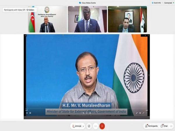 Minister of State for External Affairs V. Muraleedharan attended Non-Aligned Movement (NAM) Mid-Term Ministerial Meeting on Wednesday