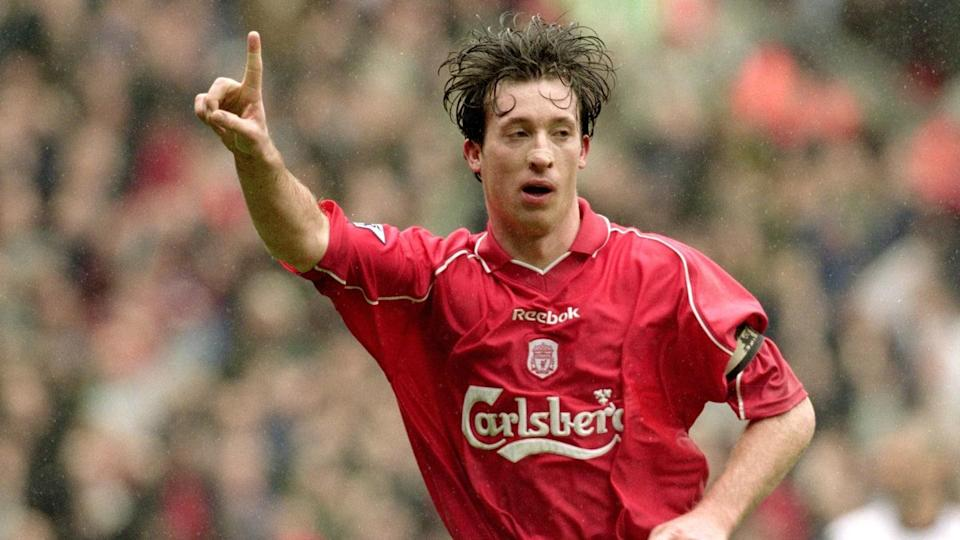 Robbie Fowler | Michael Steele/Getty Images