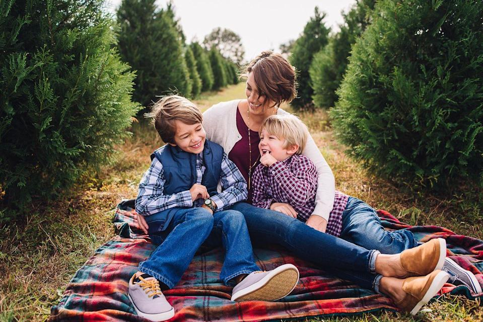 """<p><strong>Ridgeville, South Carolina </strong>(Starting November 30)</p><p>If you're in South Carolina, you can BYOS (bring your own saw), or borrow one from the <strong><a href=""""http://www.lebanonchristmastree.com/"""" rel=""""nofollow noopener"""" target=""""_blank"""" data-ylk=""""slk:Lebanon Christmas Tree Farm"""" class=""""link rapid-noclick-resp"""">Lebanon Christmas Tree Farm</a></strong>. Kids will love Santa's Kidz Workshop and the Christmas Barrel Train. Last year, they even hosted their very first scavenger hunt.</p>"""