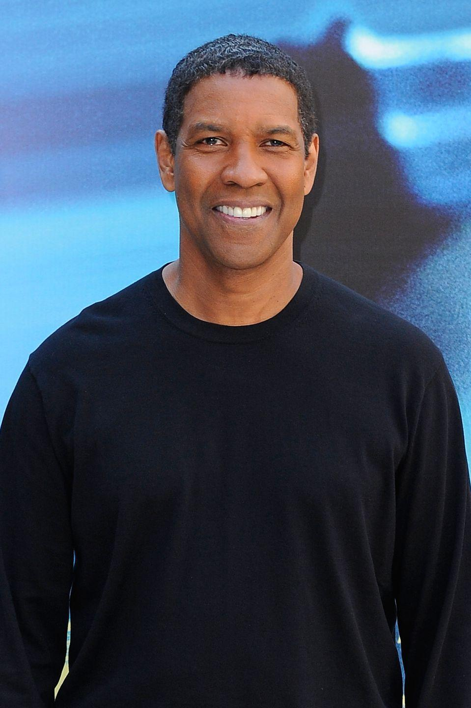 <p>On top of looking as fantastic now as he did in the '80s (and '90s, and 2000s ...), Denzel is one of the most accoladed actors of his generation, having received three Academy Awards, three Golden Globes, and a Tony.</p>