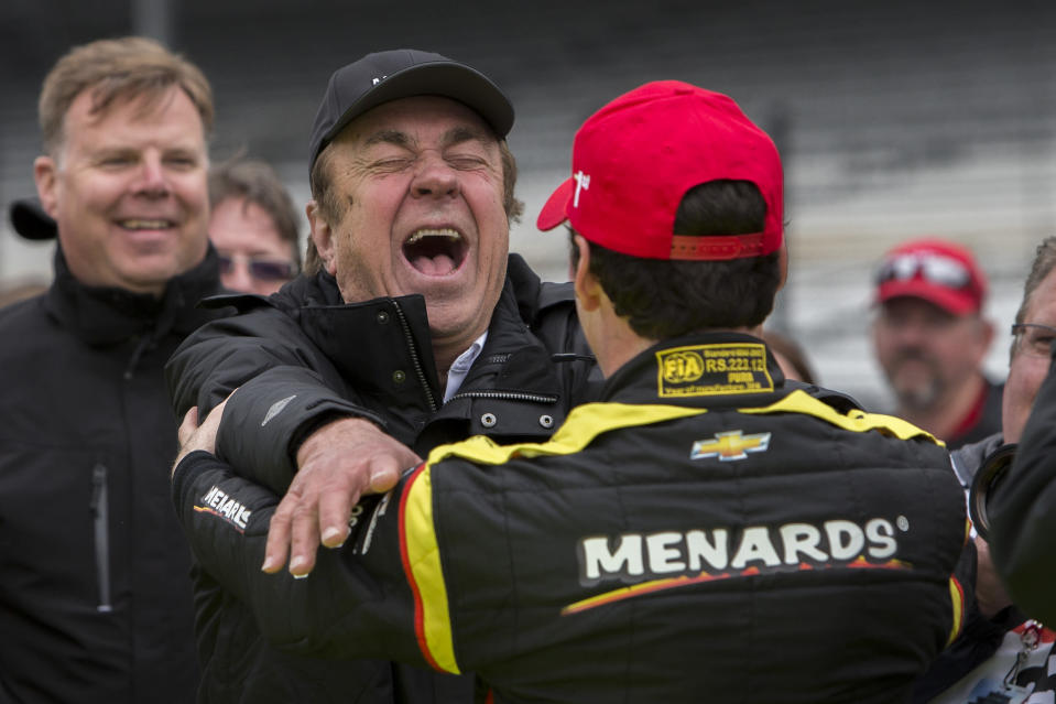 AUTO: MAY 14 IndyCar - Grand Prix of Indianapolis