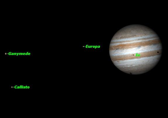 In September 2013, Jupiter is the brightest object in the morning sky all month. It is located in Gemini.