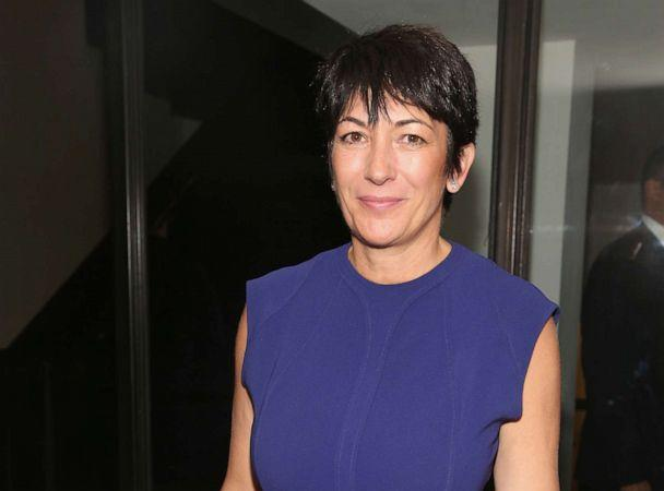PHOTO: Ghislaine Maxwell attends an event in New York City, Oct. 18, 2016. (Getty Images, FILE)
