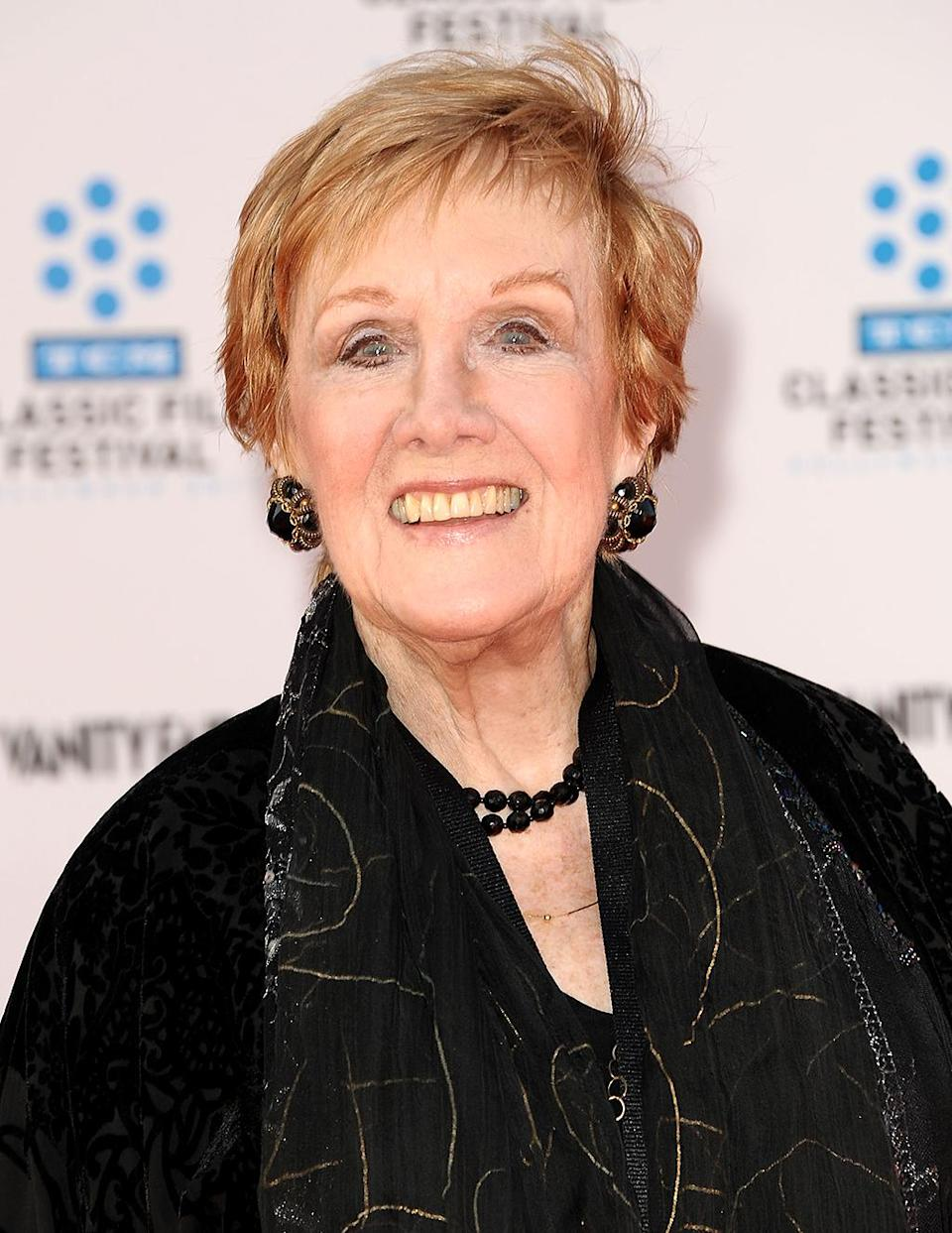 Marni Nixon was an American soprano and playback singer for featured actresses in movie musicals. She was best known for dubbing the singing voices of the leading actresses in films, including The King and I, West Side Story, and My Fair Lady. On July 24, she died after a long, off-and-on battle with breast cancer, which she had survived in 1985 and 2000. She was 86. (Photo: Getty Images)