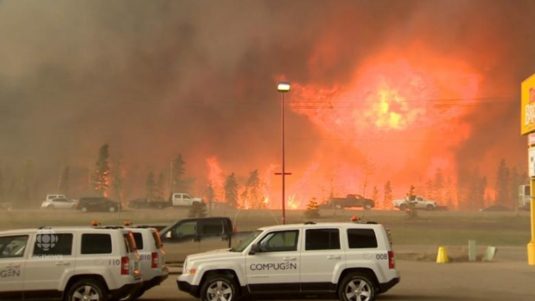 Fort McMurray remembers: One year since wildfire evacuation