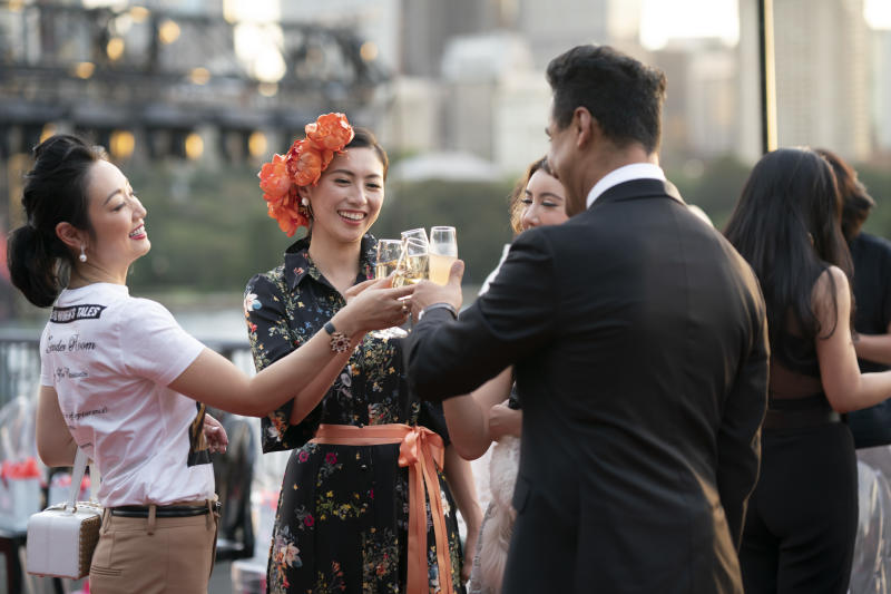 Meet Sydney's Crazy Rich Asians - successful realtor Lulu Pallier, beauty pageant winner Emily Yu, and 'charity princess' Crystal