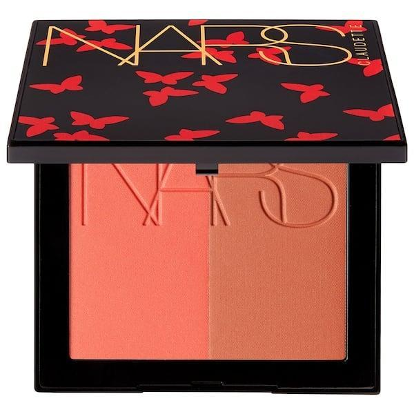 <p>This new, limited edition <span>Nars Blush Cheek Duo - Claudette Collection</span> ($45) offers complementary bright peach and amber hues just for your cheeks.</p>
