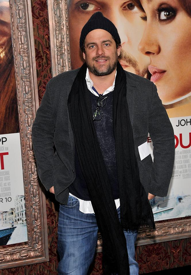 """<a href=""""http://movies.yahoo.com/movie/contributor/1800024303"""">Brett Ratner</a> attends the New York premiere of <a href=""""http://movies.yahoo.com/movie/1810149482/info"""">The Tourist</a> on December 6, 2010."""