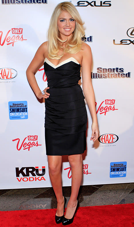 "Pro-Anorexia Site ""Skinny Gossip"": Kate Upton Is a ""Fatty"""