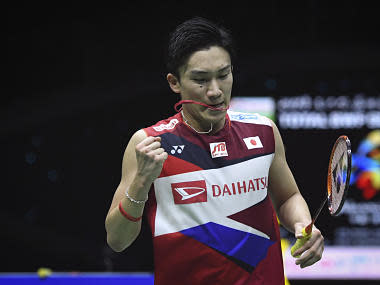 Sudirman Cup 2019: China and Japan display all-round badminton prowess as they clinch victories in semi-final matches