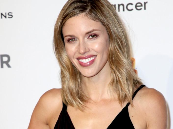 """Kayla Ewell in October 2018/ <p class=""""copyright"""">David Livingston/Getty Images</p>"""