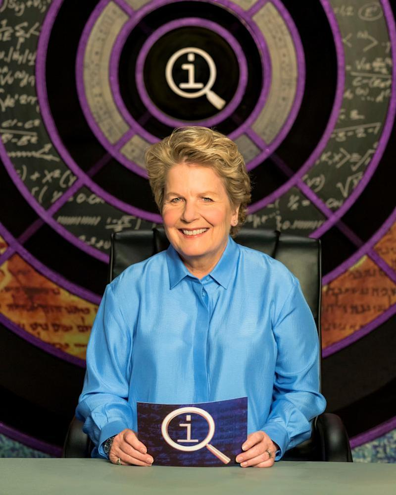 Presenting QI … 'They give you all the answers.'
