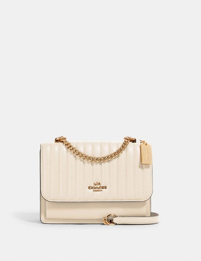 Klare Crossbody with Linear Quilting - Coach Outlet