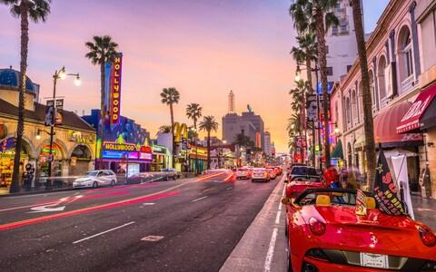 Hollywood Boulevard - Credit: iStock