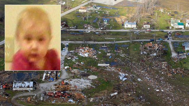 Baby Angel Babcock's Grandmother Mourns Loss of Entire Family in Tornado