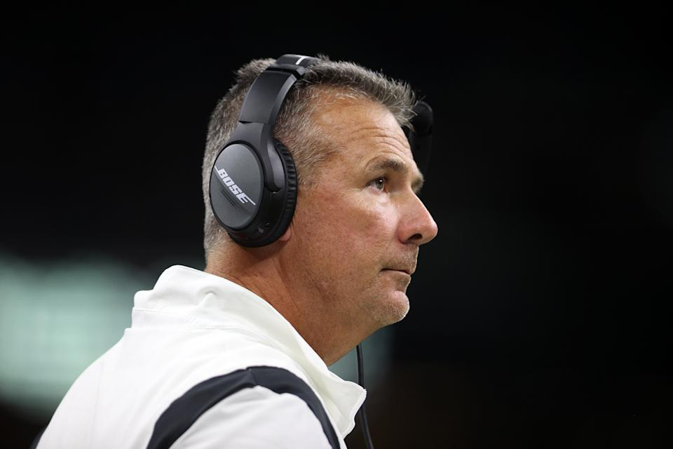 What can we expect from Urban Meyer and the Jaguars? (Photo by Chris Graythen/Getty Images)