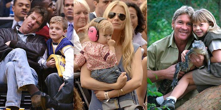 <p>It seems like just yesterday these tiny tikes were born into fame, but by the looks of these photos, that's far from the truth! Check out what these celebrity kids look like all grown up. </p>
