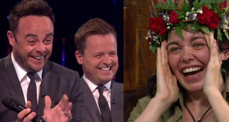 Anthony McPartlin, Declan Donnelly, Scarlett Moffatt
