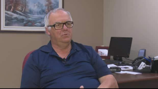 Bertrand Mayor Yvon Godin says residents are 'very, very worried' about the  disease identified in the Acadian Peninsula and Moncton area.
