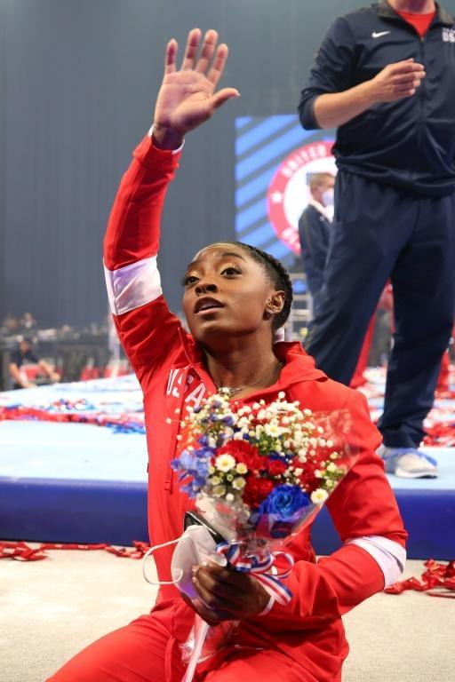 Olympic farewell? Biles is uncertain whether Tokyo will be her last Olympic campagin