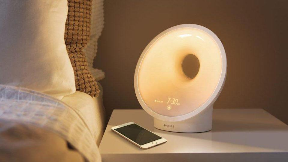 Best gifts for book lovers: Philips Wake-Up Light
