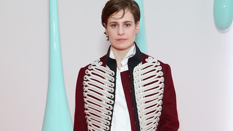 Heloise Letissier, aka Christine and The Queens - Astrid Stawiarz - Getty - AFP