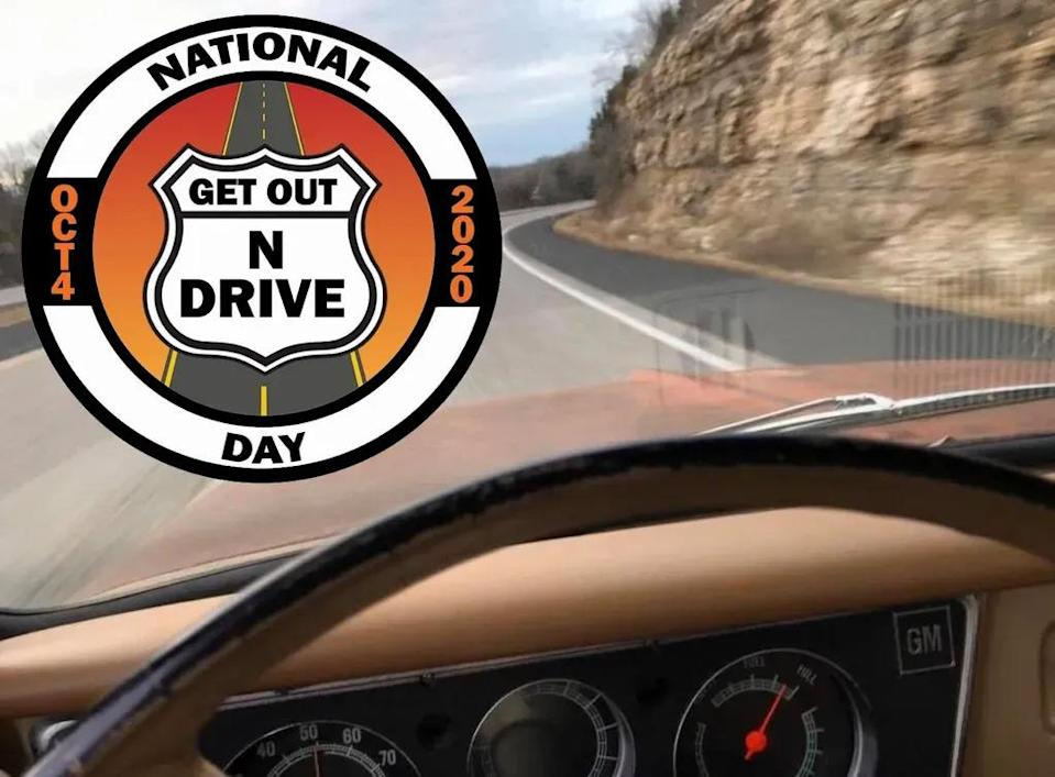 Image Via National Get Out N Drive Day