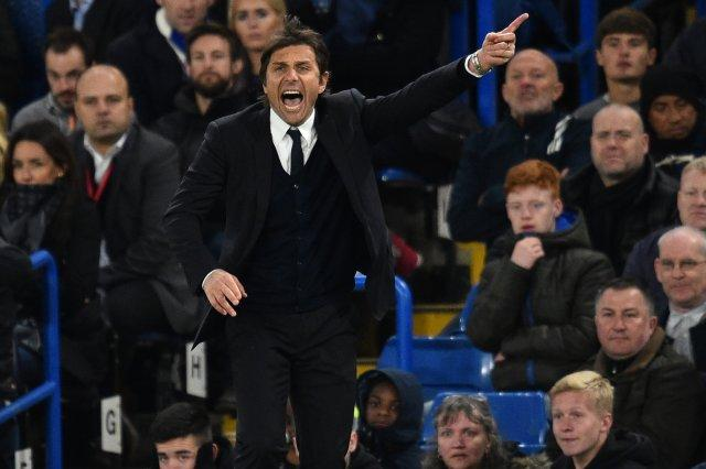 Chelsea boss Antonio Conte wishes he could still play