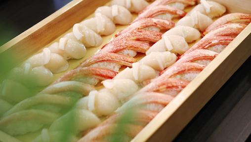 Indulge in Freshly Flown-in Premium Japanese Fruits and Fresh Seafood from Toyosu Market