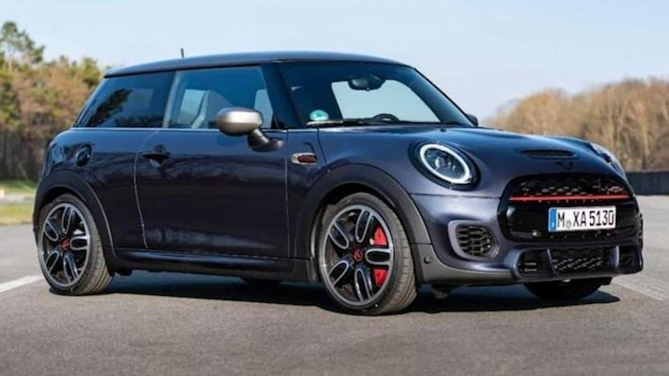 MINI launches a new limited-edition car at Rs. 47 Lakh