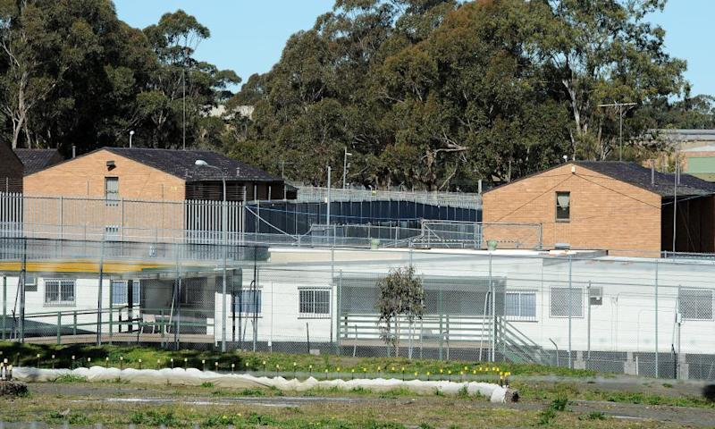 The Maribyrnong detention centre has been closed and part of the Villawood centre (pictured) is set to close this year