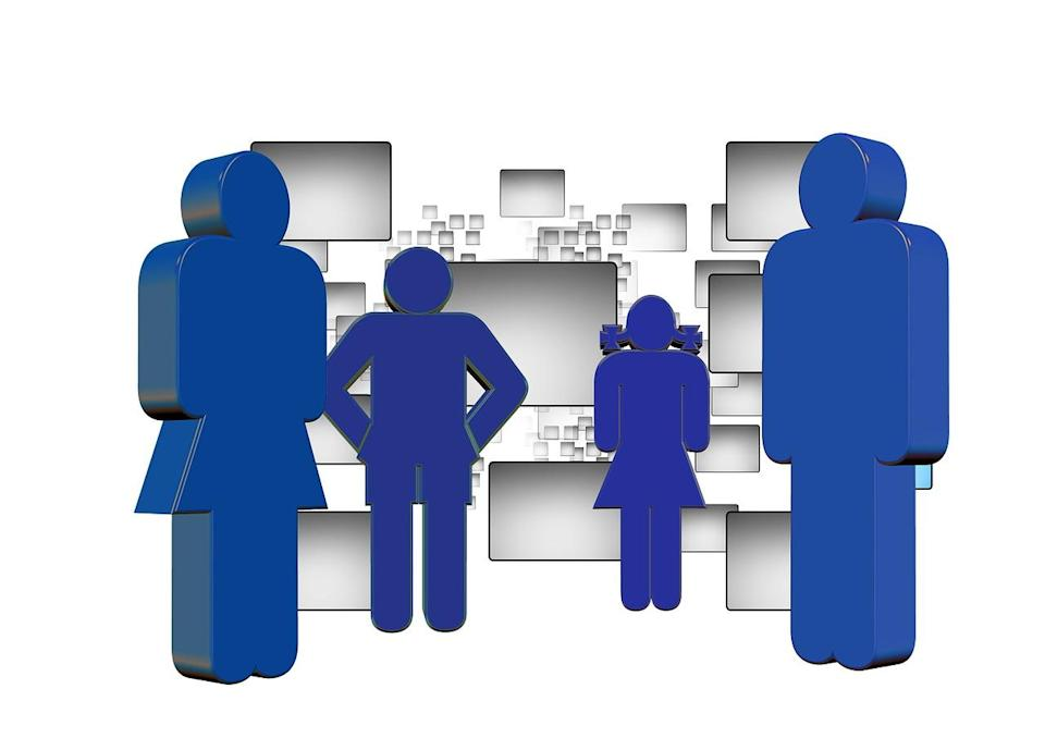 The whole family should be on the same page regarding social media. Photo: Pixabay