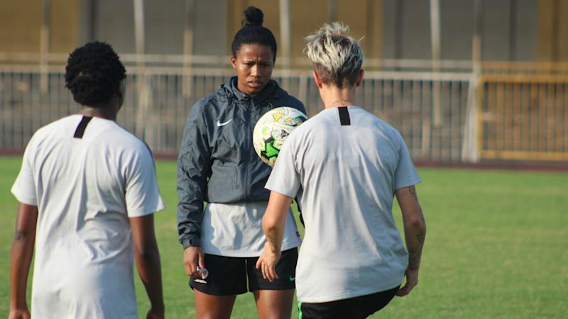 South Africa complete first training session in California ahead of USA friendly