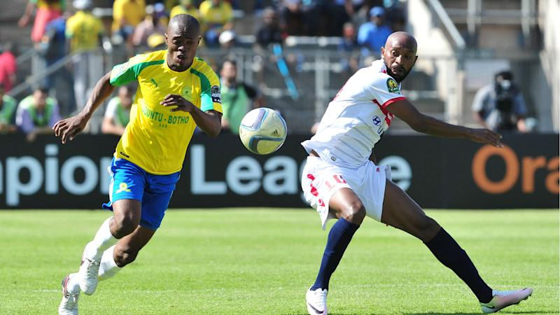 Mbekile: Sundowns have not been affected by Dolly's departure