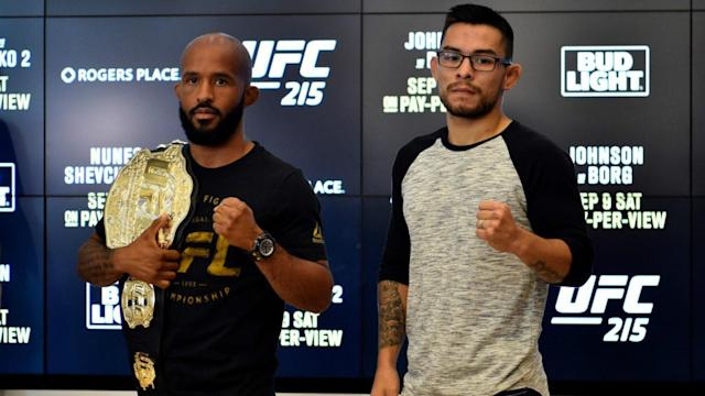 Will Kevin Lee emerge victorious or will Tony Ferguson shut down the talk? Will Demetrious Johnson set a UFC record?