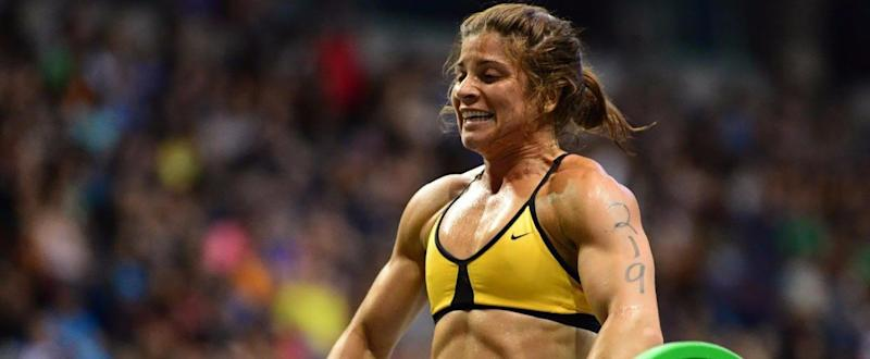 This Is What a Woman's Body Can Do After 6 Years of CrossFit