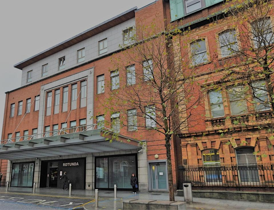 <p>The Rotunda hospital has had to cancel appointments</p> (Getty Images)
