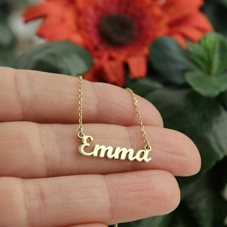 Source: Etsy / GoldPersonalized