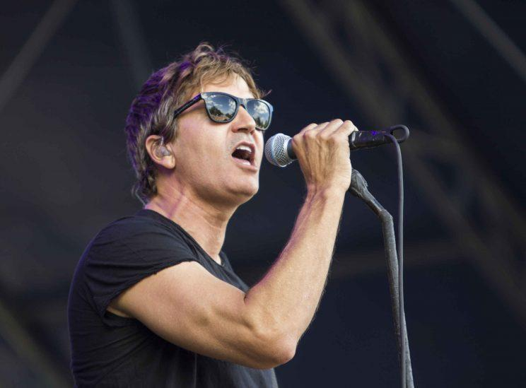 Stephan Jenkins of Third Eye Blind. (Photo: Katie Darby/Invision/AP)