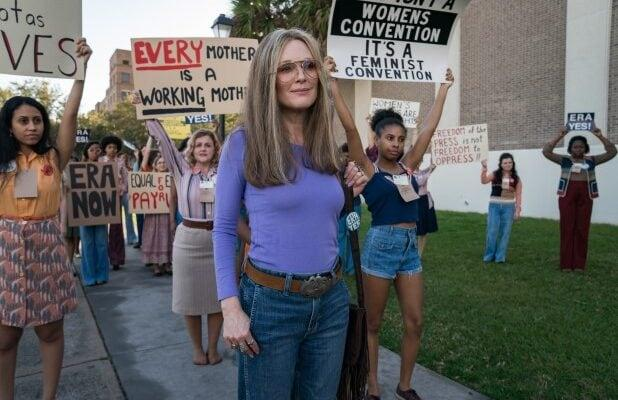 'The Glorias': LD Entertainment and Roadside Attractions Nab Domestic Rights to Julie Taymor Gloria Steinem Movie