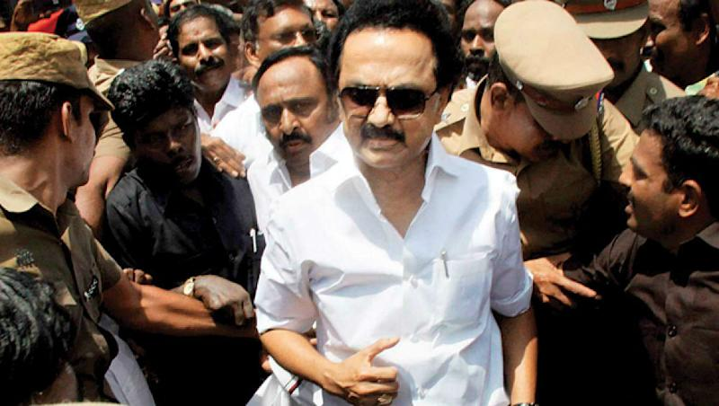 MK Stalin Admitted to Apollo Hospital in Chennai for Kidney Ailment